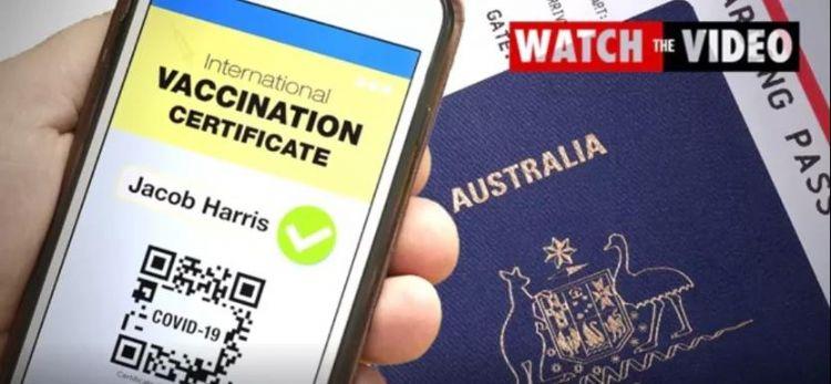 重磅!澳洲推出数字疫苗证明,手机上就能显示!