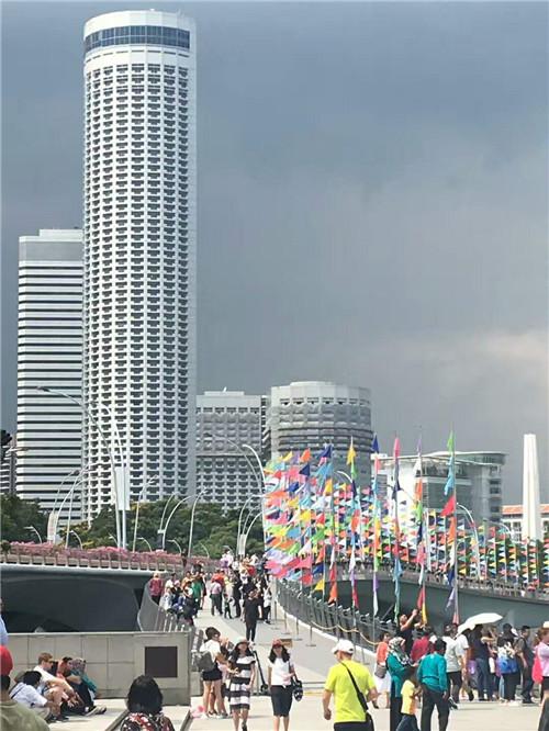 新加坡樟宜机场开放边境设等候区,这些国家可在新转机