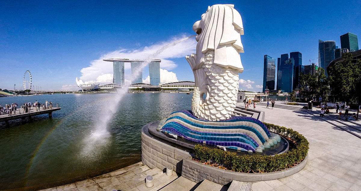 """新加坡海关推出新政,""""刷脸""""通关可实现了"""