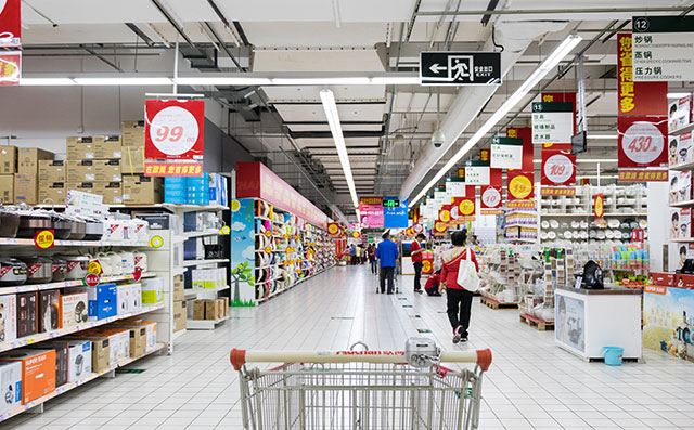 逛超市的口语英语表述