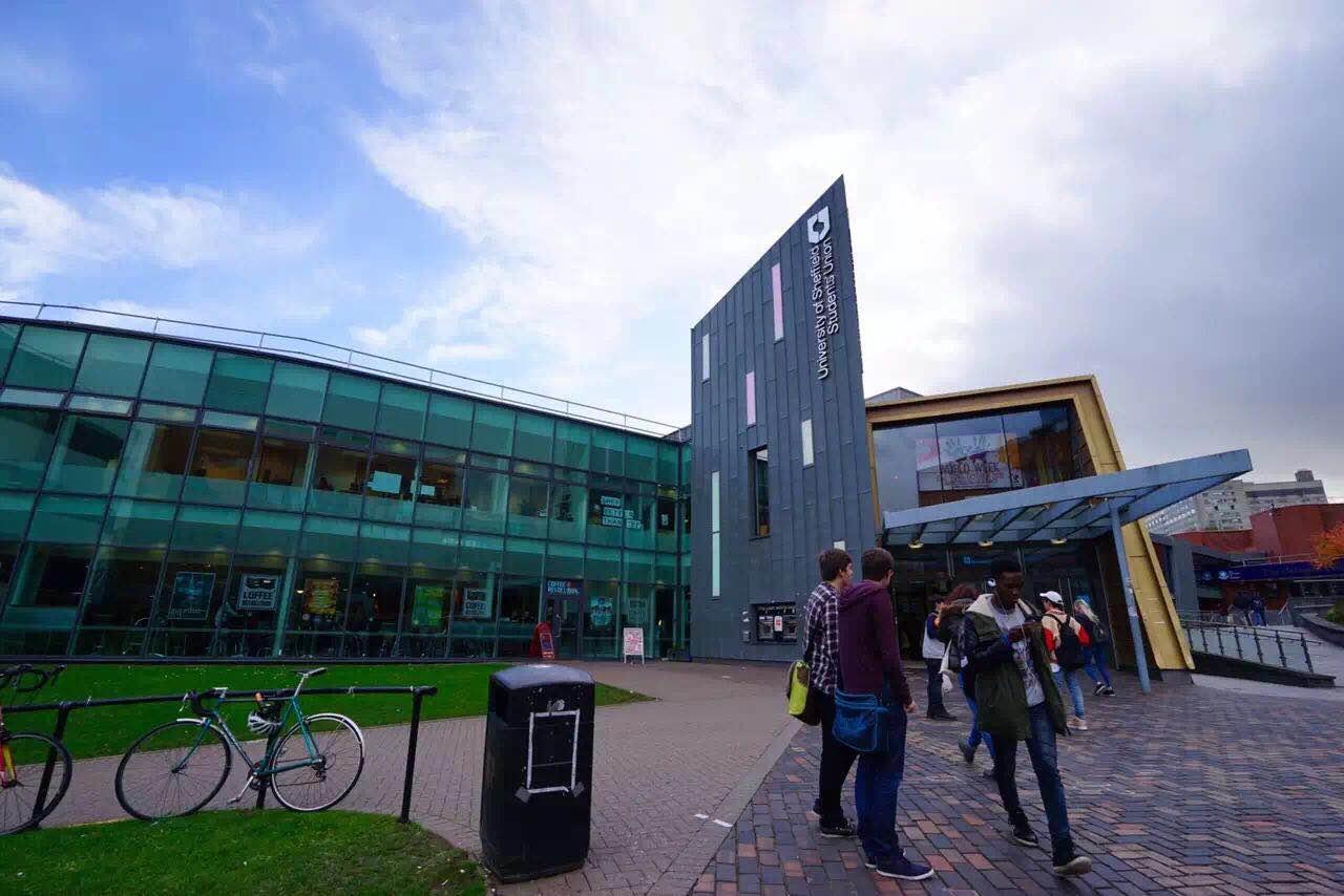 谢菲尔德大学特殊专业对名单和均分的要求